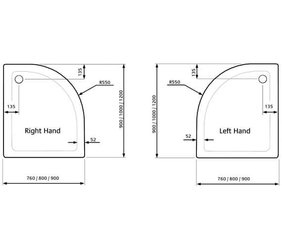 Technical drawing QS-V28009 / AATQ9076L