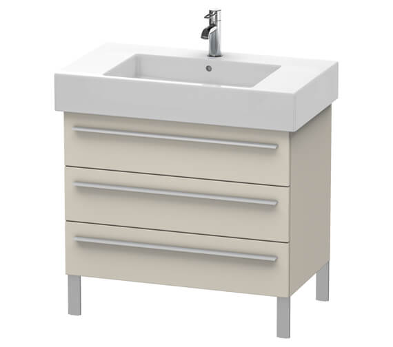 Duravit X-Large 3 Drawer Vanity Unit For Vero Basin