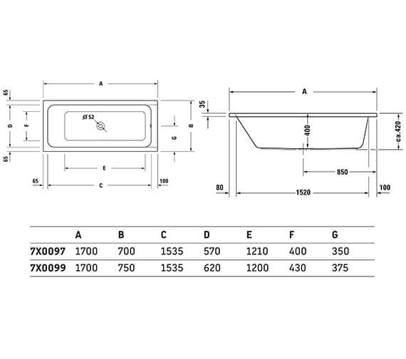 Technical drawing QS-V43577 / 760097000JP1000