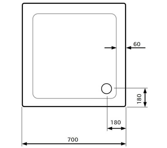 Technical drawing QS-V28065 / ZZTS77