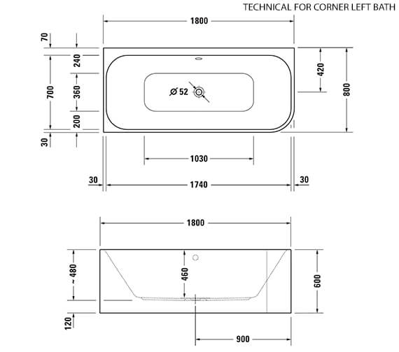 Technical drawing QS-V3577 / 760316000JS1000
