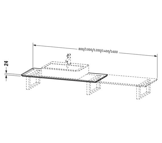Technical drawing QS-V101262 / XL010D04949