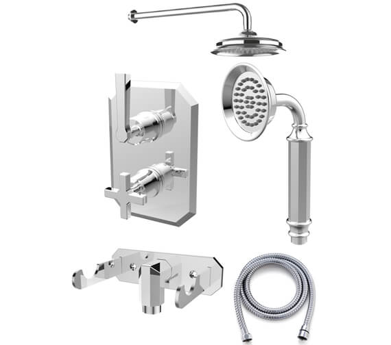 Saneux Cromwell Traditional Shower Pack