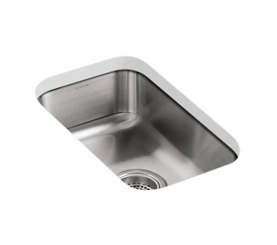 Kohler Icerock Single-Bowl Under-Mount Kitchen Sink