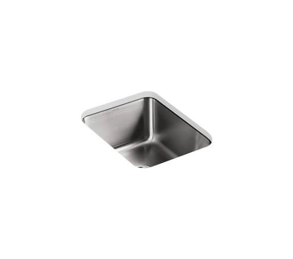 Additional image of Kohler Icerock Single-Bowl Under-Mount Kitchen Sink