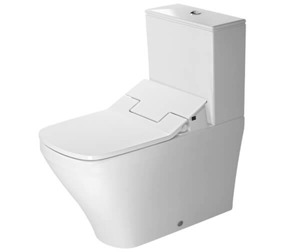 Duravit DuraStyle SensoWash Close Coupled Toilet With Cistern