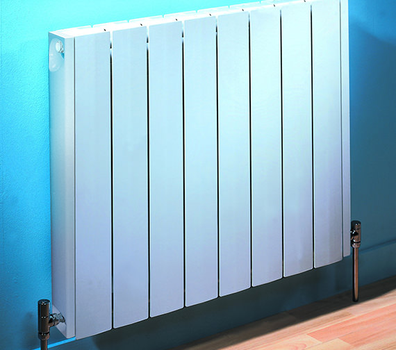 Kartell K-Rad Vermont 581mm Height Aluminium Radiator