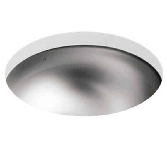 Kohler Icerock Stainless Steel Under Mount Sink With No Tap Hole