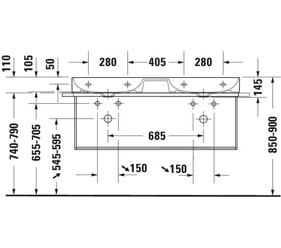 Technical drawing QS-V100744 / 2353120070