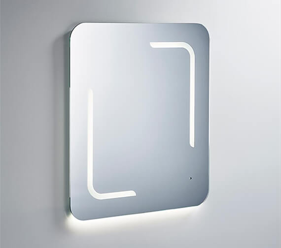 Ideal Standard LED Lighting Mirror With Sensor Switch