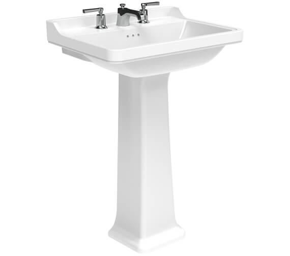 Additional image of Saneux Sofia Traditional Basin