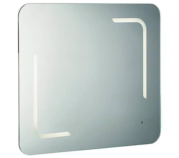 Alternate image of Ideal Standard Mirror With Sensor Ambient & Front Light Anti-Steam