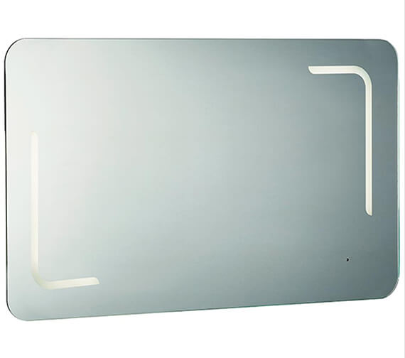 Additional image of Ideal Standard Mirror With Sensor Ambient & Front Light Anti-Steam