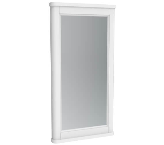 Saneux Sofia Traditional Framed Mirror With Demister Pad