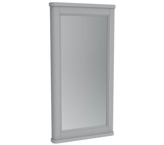 Alternate image of Saneux Sofia Traditional Framed Mirror With Demister Pad