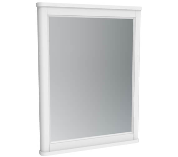 Additional image of Saneux Sofia Traditional Framed Mirror With Demister Pad