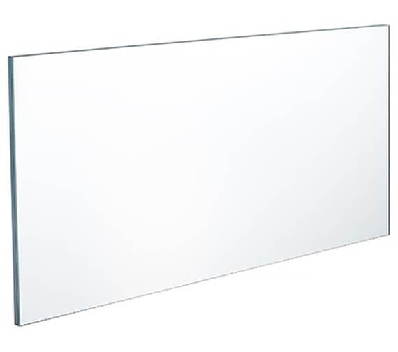 Armitage Shanks Contour 21 - Splashback Scratch Resistant Mirror - 1000mm Wide