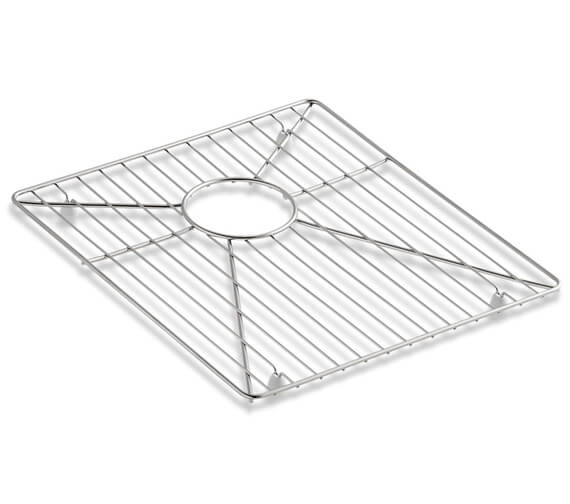 Kohler Stainless Steel Strive Bottom Basin Rack 5281