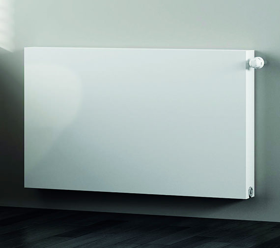 Kartell K-Flat Kompact Horizontal Double Convector 600mm High Radiator