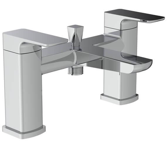 Saneux Fuji Deck Mounted Bath Shower Mixer Tap