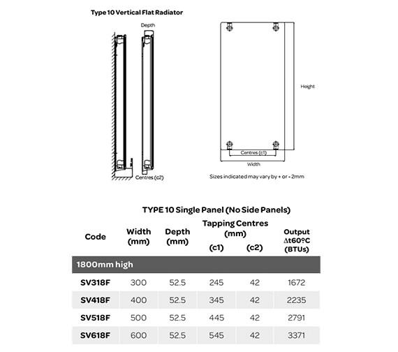 Technical drawing QS-V99272 / SV318F