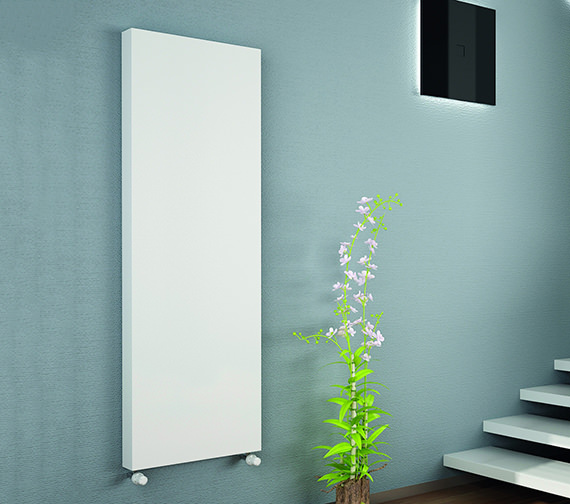 Kartell K-Flat Kompact Vertical Type 20 Double Panel 1800mm Height Radiator
