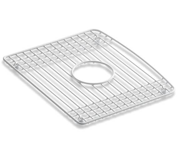 Kohler Stainless Steel Bottom Bowl Rack For Deerfield Kitchen Sink