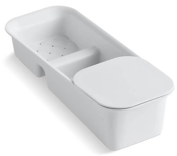 Kohler Colander With Cutting Board For Riverby Kitchen Sink