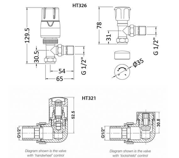 Technical drawing QS-V76781 / RV003