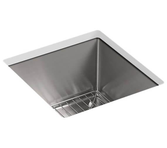 Kohler Strive 381mm Under Mount Sink With No Tap Hole