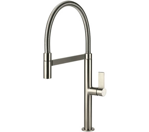 Additional image of Gessi Emporio Pull Out Kitchen Mixer Tap