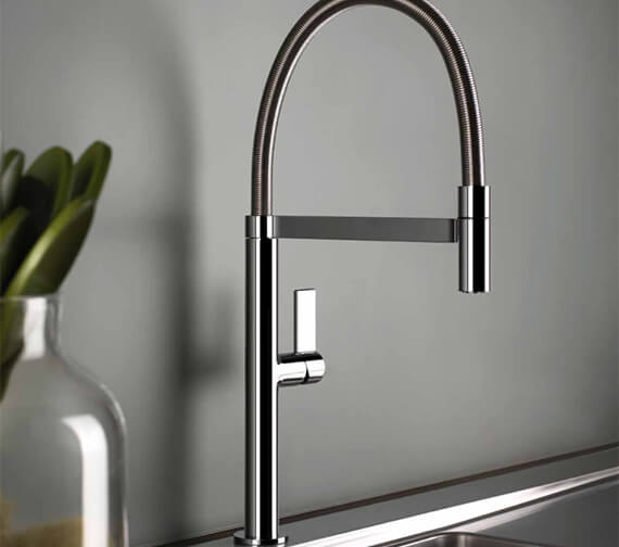 Gessi Emporio Pull Out Kitchen Mixer Tap