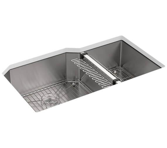 Kohler Strive 902mm Under Mount Sink With No Tap Hole