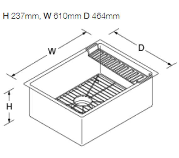 Technical drawing QS-V100250 / 5286-NA