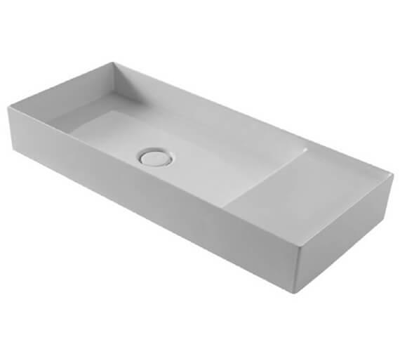 Saneux Icon 850mm Countertop Washbasin