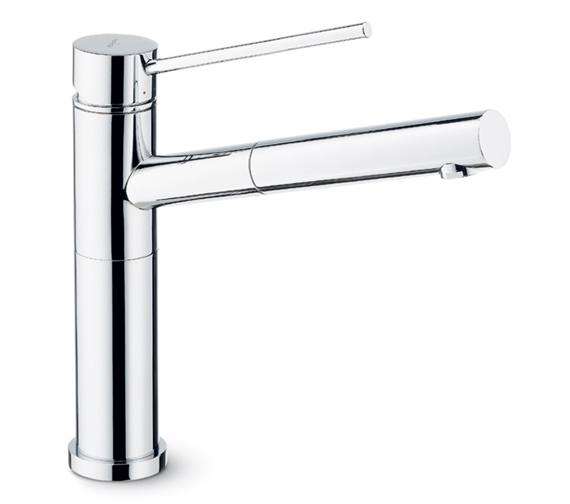Newform X-Trend Kitchen Sink Mixer Tap With Pull Out Hand Shower