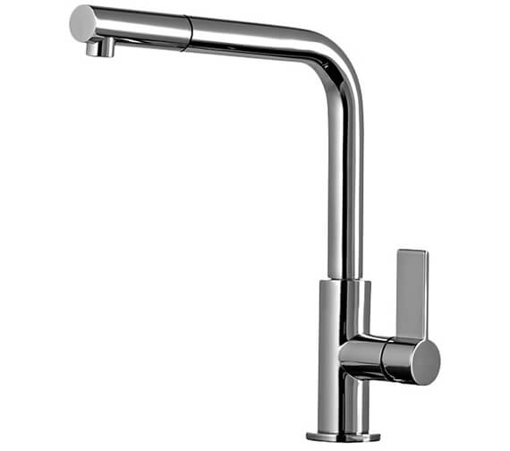 Gessi Emporio 17053 Pull Out Kitchen Mixer Tap