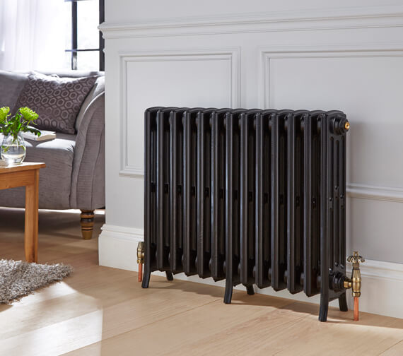 Kartell K-Rad Legacy 4 Column Cast Iron Radiator 660mm Height
