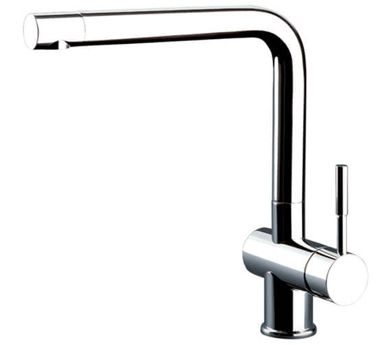 Gessi Oxygene 281mm High Single Lever Kitchen Mixer Tap