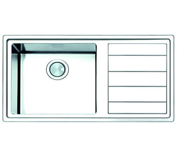 Additional image of Clearwater Sinks & Taps  LIPB100L