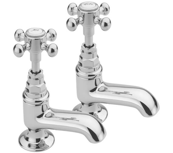 Tre Mercati Allora Pair Of Bath Taps