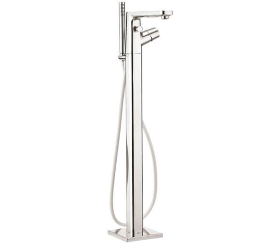 Crosswater Marvel Floor Standing Bath Shower Mixer Tap With Kit