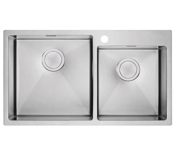 Clearwater Urban 810 x 450mm 1.75 Bowl Kitchen Sink