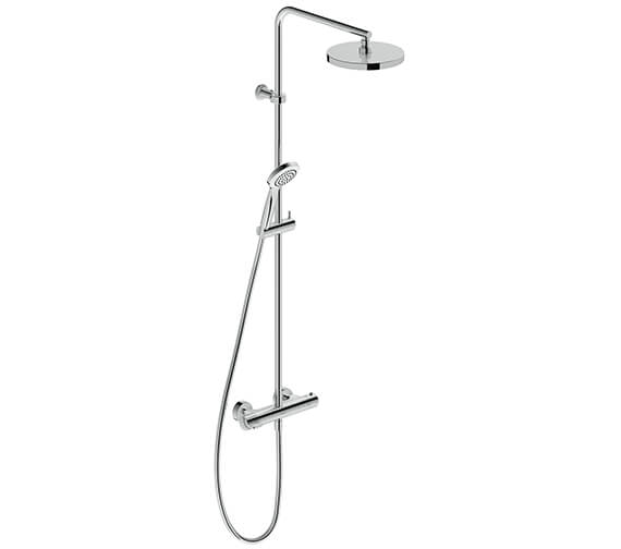 Duravit B.1 Wall Mounted Thermostatic Shower System