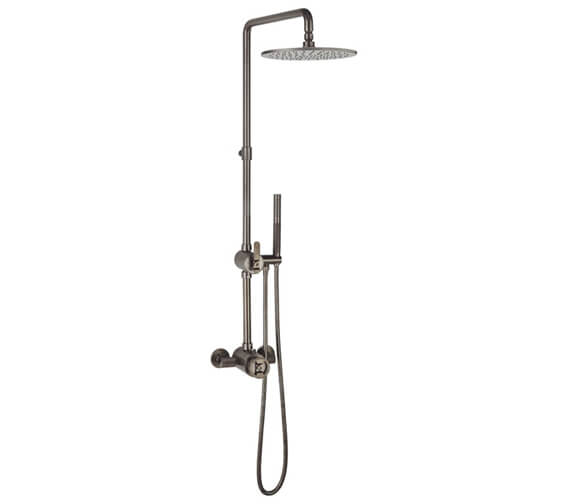 Additional image of Crosswater Union Multifunction Thermostatic Shower Valve And Kit