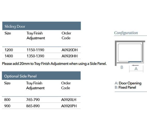 Technical drawing QS-V99017 / A0920DH