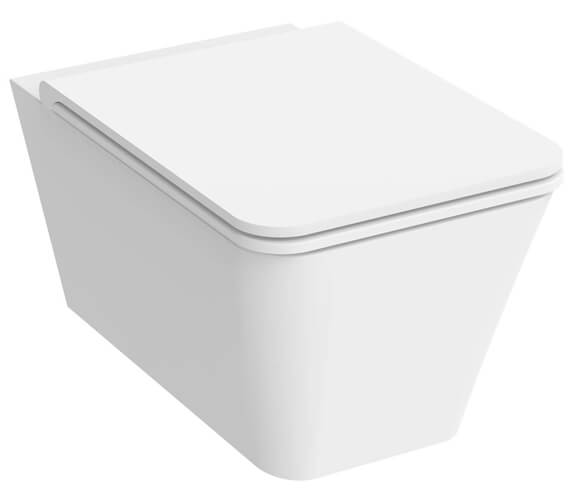 Saneux Icon Rimless Square Wall Hung WC