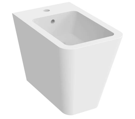 Saneux Icon Square Back To Wall Bidet