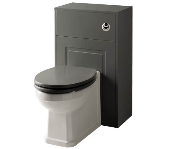Kartell K-Vit Astley 500mm Wide Floor Standing WC Unit