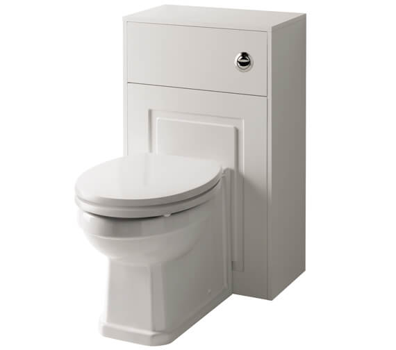 Alternate image of Kartell K-Vit Astley 500mm Wide Floor Standing WC Unit
